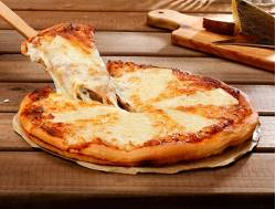 Pizza 4 Quesos zabala
