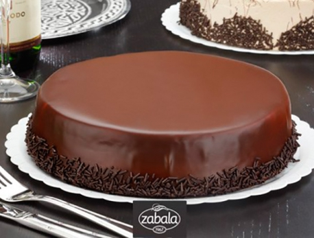 Tarta de bombón Zabala