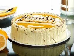 Tarta de limón Zabala