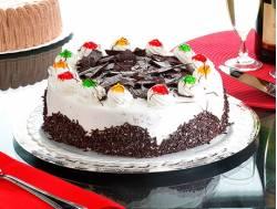Tarta de nata y chocolate Zabala