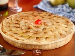 Tarta de manzana Zabala
